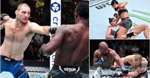 Five things you may have missed from UFC Fight Night: Uriah Hall vs Sean Strickland