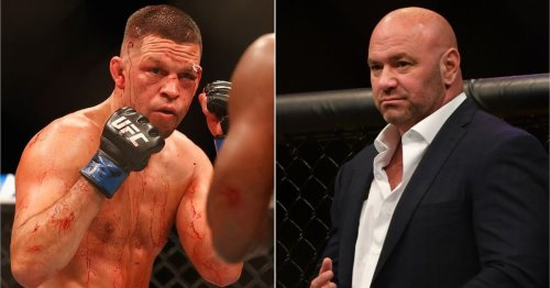 Dana White admits he is not sure what to do with 'unbelievable' Nate Diaz after UFC 263