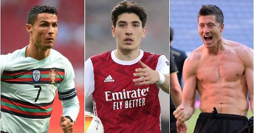 Hector Bellerin and six other first-class footballers with unique diets