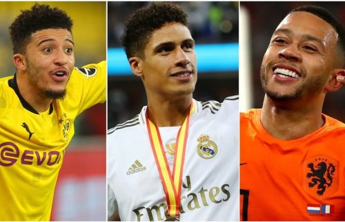 Varane, Sancho, Ramos: The top 20 deals of the 2021 summer transfer window so far
