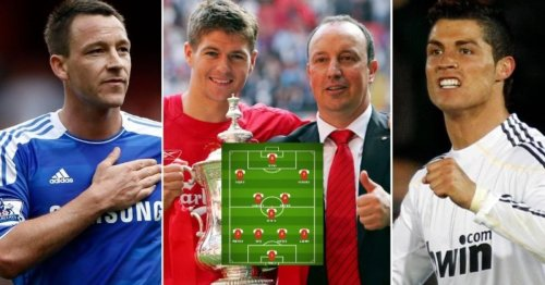 Rafa Benitez's best XI of players he has managed is absolutely incredible