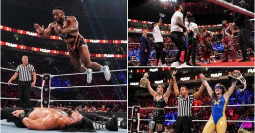 WWE Raw results: New Day & Bloodline collide as title changes hands