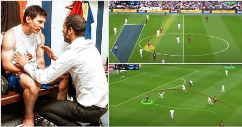 Highlights of the day Messi and Guardiola changed football forever vs Real are mesmerising