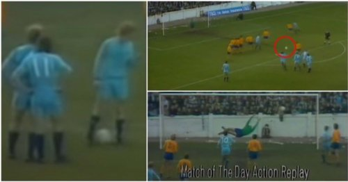 Bow down to the brilliance of Coventry's free-kick routine so cunning that FIFA banned it