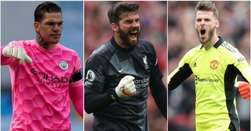 The 20 highest-paid goalkeepers in the Premier League for the 2021/22 season