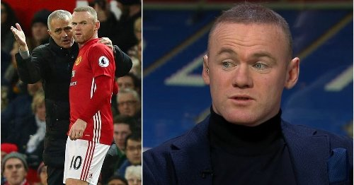 Rooney speaking about his relationship with Mourinho looks even more interesting now