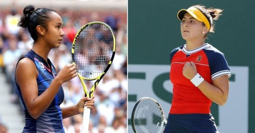 Leylah Fernandez & Bianca Andreescu withdraw from Billie Jean King Cup