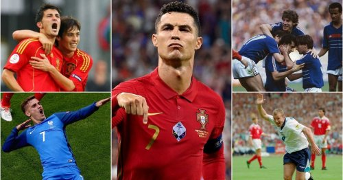 Cristiano Ronaldo shattered 37-year record by winning Euro 2020 Golden Boot award