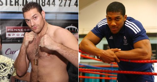 Anthony Joshua & Tyson Fury sparred each other in 2010 - round-by-round analysis emerges