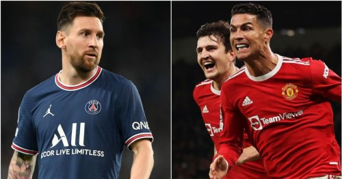 Ronaldo re-takes Champions League record that Messi had equalled just 24 hours earlier