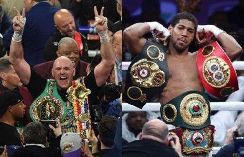 Anthony Joshua vs Oleksandr Usyk: Tyson Fury plans alternative if Joshua loses