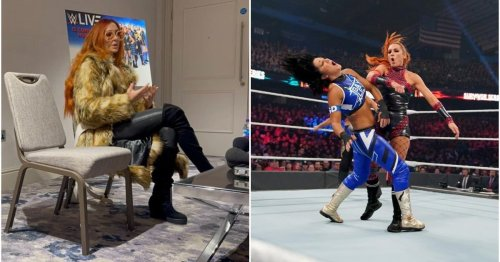 Becky Lynch reveals WWE considered match with Bayley for WrestleMania 37