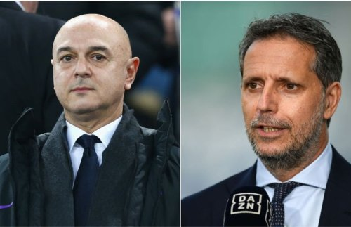 Next Tottenham manager: Figures in the game notice difference in Levy & Paratici's thinking