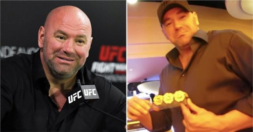 Dana White is actually 'banned' from major Las Vegas casino after '$7 million' blackjack win