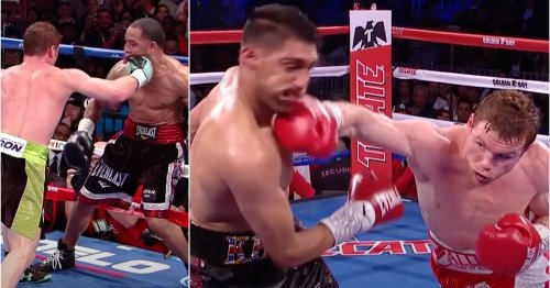 Video of Saul 'Canelo' Alvarez's best KOs shows just how cold-blooded he can be