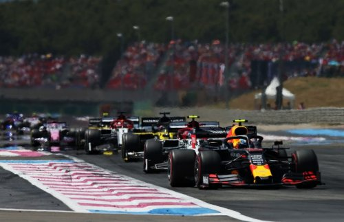 French Grand Prix 2021: What TV channels will the race be on?