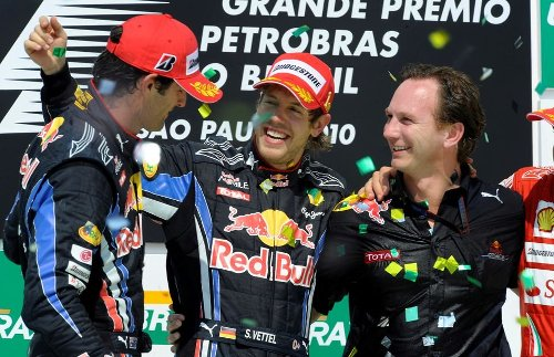 Formula 1: Christian Horner reveals Great Ormond Street visit helped ease Vettel/Webber tension
