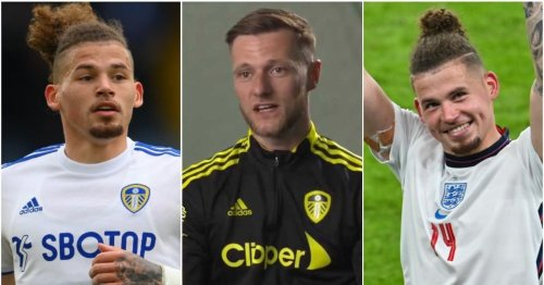 """Leeds United's Kalvin Phillips dubbed """"one of the best midfielders in the world"""""""