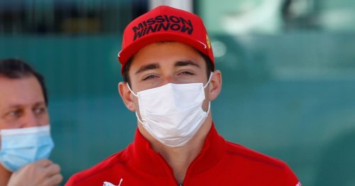 Charles Leclerc reveals what the mood is like at Ferrari now without Sebastian Vettel