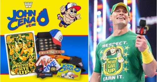 John Cena talks 'catastrophic failure' of WWE NFT project