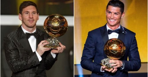 Ranking the countries to produce the most Ballon d'Or wins in football history
