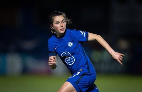 "Jessie Fleming: Chelsea can ""100 percent"" win the Women's Super League this season"