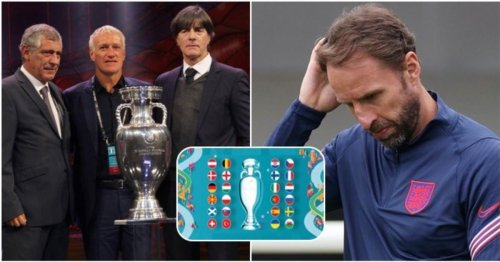 Breakdown of England's potential round of 16 opponents makes for worrying reading
