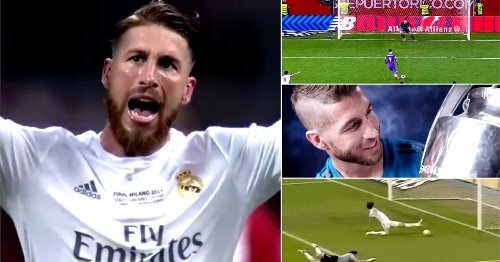 Beautiful video thanking Sergio Ramos for his incredible Real Madrid service goes viral