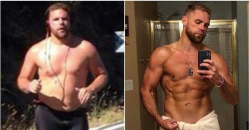 Billy Joe Saunders has undergone a seriously impressive five-year body transformation