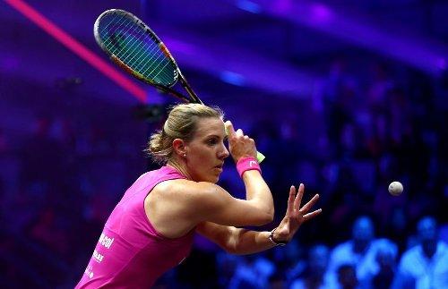 Exclusive: Squash star Laura Massaro on Nicol David rivalry and her new book