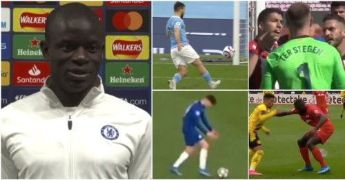 GMS Awards: Kante brilliance, Havertz s***housery and Suarez 'dive' among 16 winners