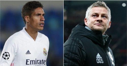 Man United to announce Raphael Varane signing 'within hours' in deal worth €50 million