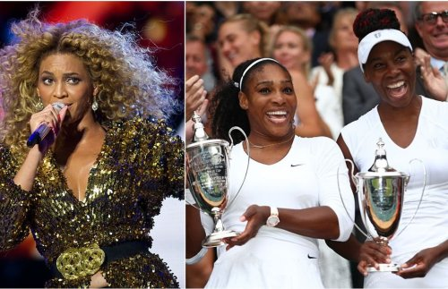 Serena & Venus Williams: Beyonce shares clip of new 'Oscar-worthy' song for biopic
