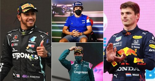 The salary of every Formula 1 driver revealed after Hamilton signs monster new contract