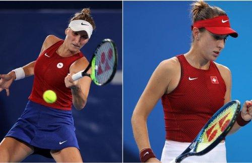 Belinda Bencic, Marketa Vondrousova: Who are the Tokyo Olympics women's tennis finalists?