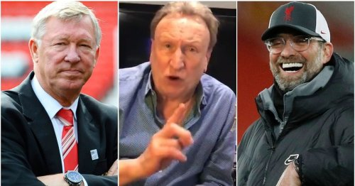 Neil Warnock named the five greatest managers in PL history - put Sir Alex Ferguson in fourth