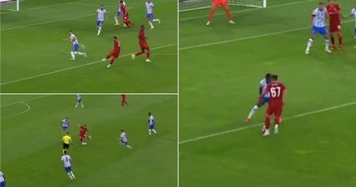 Harvey Elliott's performance vs Hertha Berlin draws comparisons to Xavi and Andres Iniesta