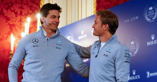 Nico Rosberg praises Toto Wolff management for making Red Bull look like 'bad guys'