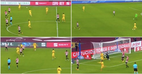 Barcelona killed Athletic with football in astonishing 60-pass move for Lionel Messi goal