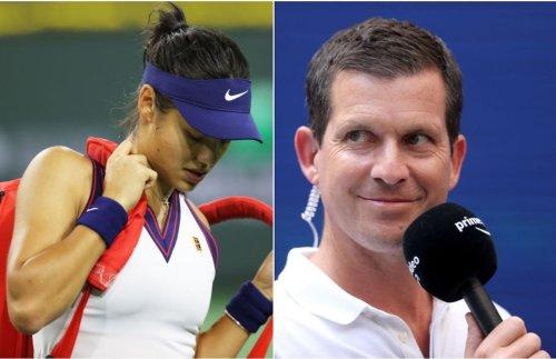 Emma Raducanu: Tim Henman has some words of warning for US Open champion