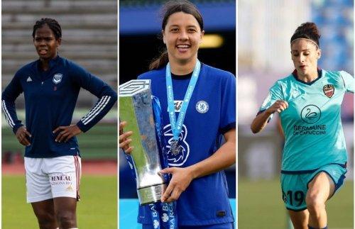 Sam Kerr, Bunny Shaw, Esther Gonzalez: The top 5 scorers across Europe's major leagues
