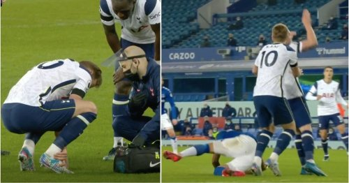 Slow-mo video of Harry Kane's ankle injury shows just how serious it could be