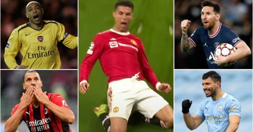 Ronaldo's record of match-winning goals compared to 12 top strikers is an absolute joke