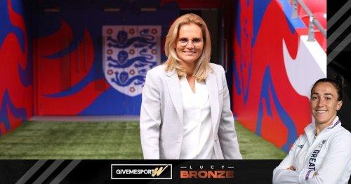 Lucy Bronze Column: 'Sarina Wiegman can get England to Euros Final'