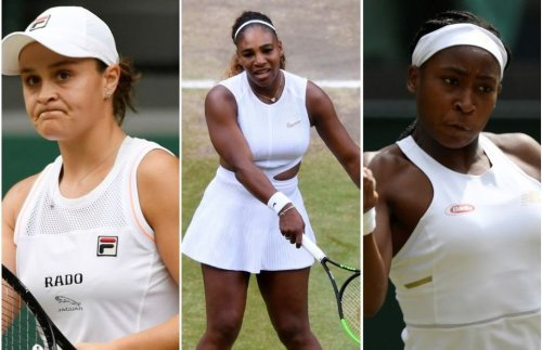 Ashleigh Barty, Serena Williams, Coco Gauff: Where are this year's Wimbledon's favourites seeded?