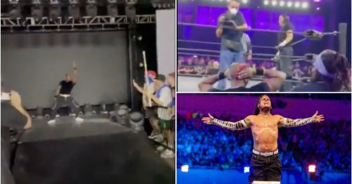 Matt Hardy tricks fans with Jeff Hardy entrance music to indie show