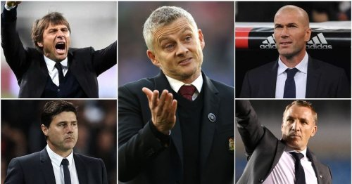 Antonio Conte is favourite to be next Man Utd manager as pressure mounts on Solskjaer