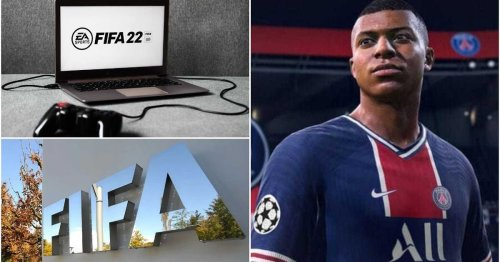 EA Sports 'will no longer develop FIFA games after split over $1 billion rights fee demand'