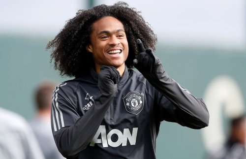 Man Utd news: Tahith Chong will talk to his family about his future