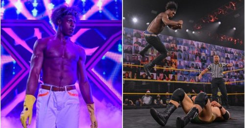 The Velveteen Dream was reportedly backstage at WWE RAW this week